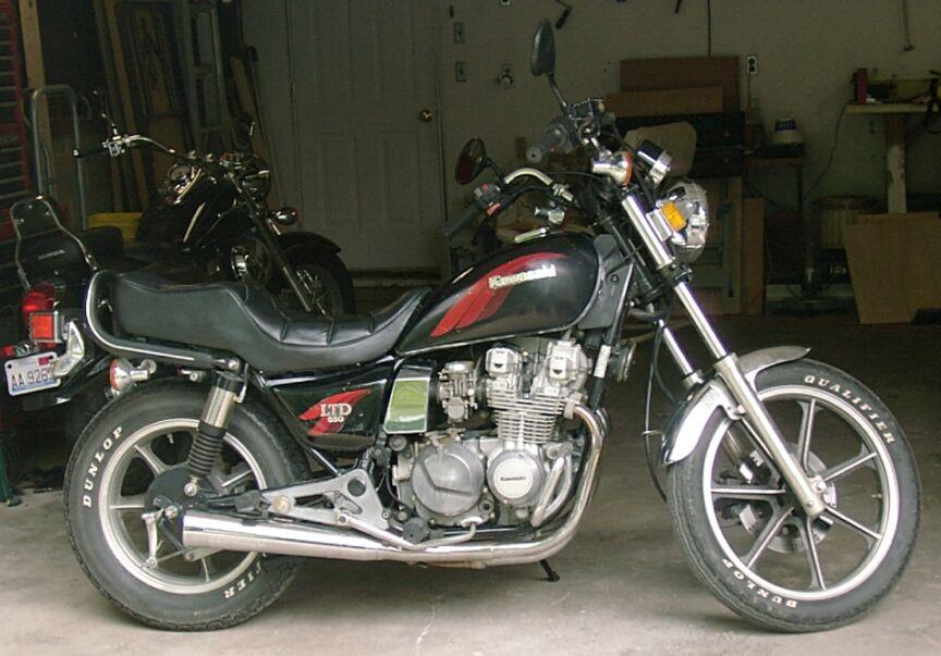 KZ550